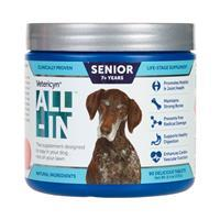 Vetericyn ALL-IN Life Stage Supplement Senior Chewable Tablet 90 ct. I020703