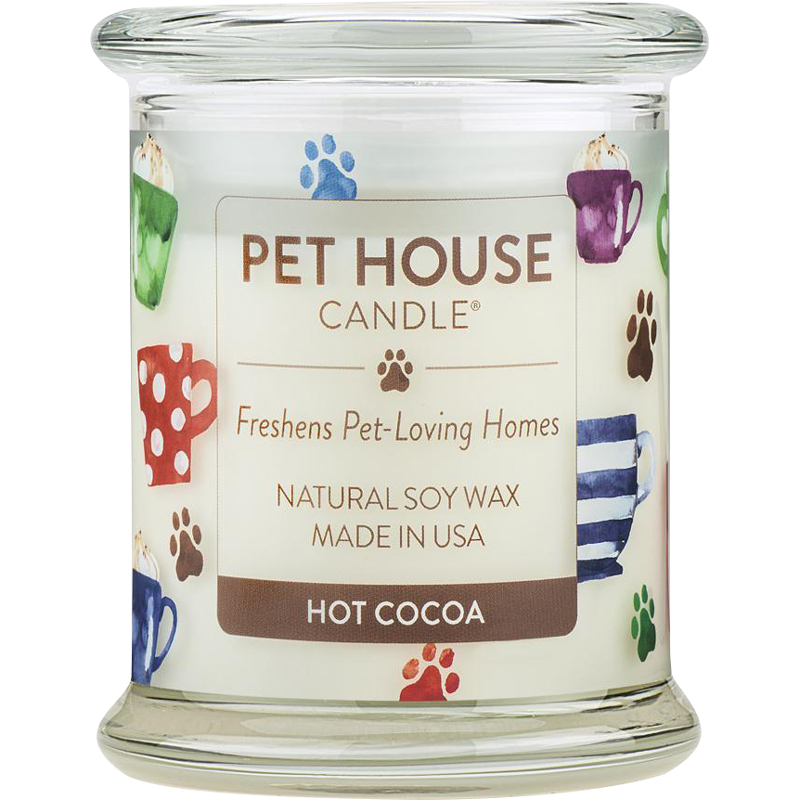 Pet House Candle Hot Cocoa 8.5 oz Jar I020727
