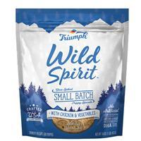 Triumph Wild Spirit Small Batch Puppy Biscuits with Chicken & Vegetables 16 oz. I020746