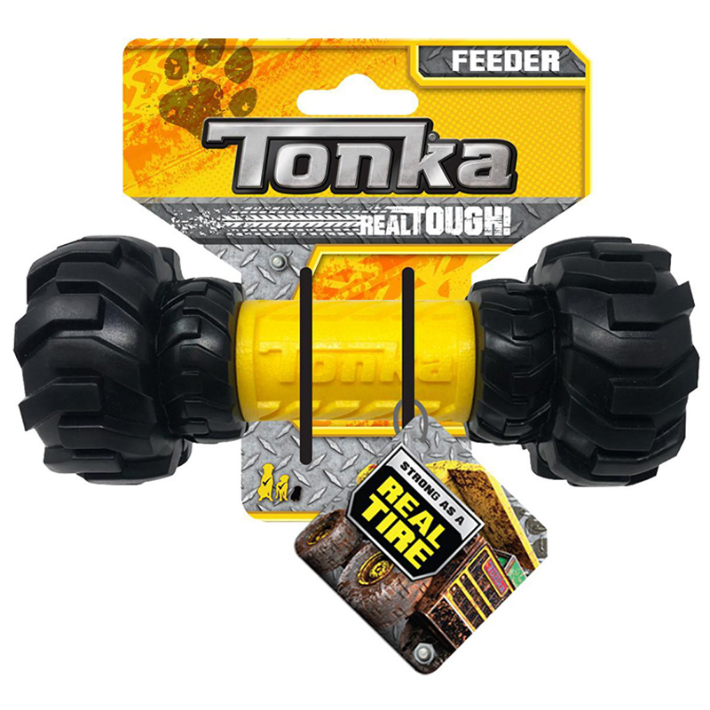 Tonka Axle Feeder Dog Toy I020752