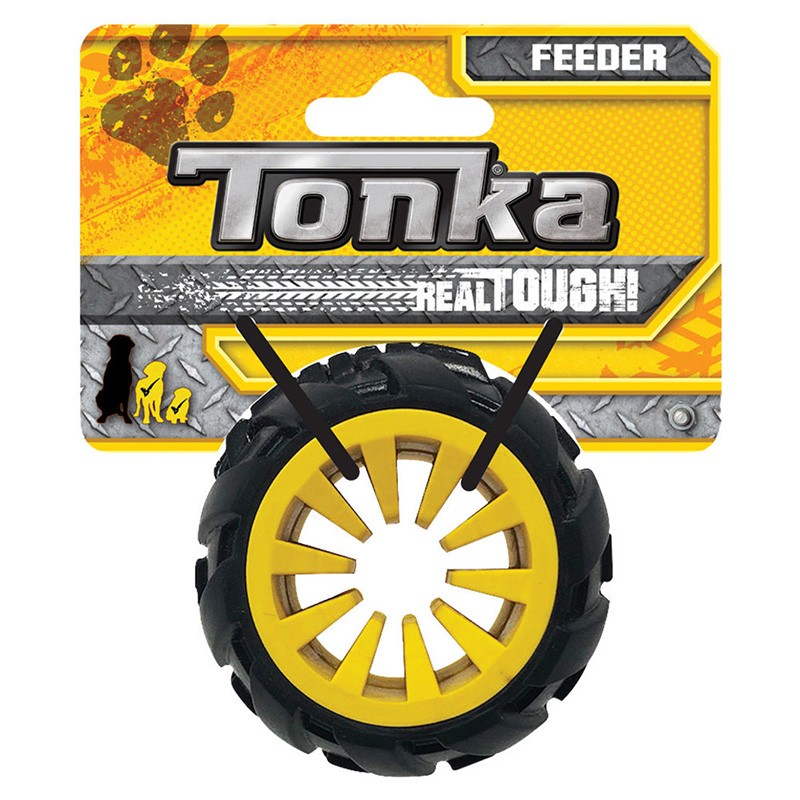 Tonka Mega Tread Treat Holder for Dogs I020757b