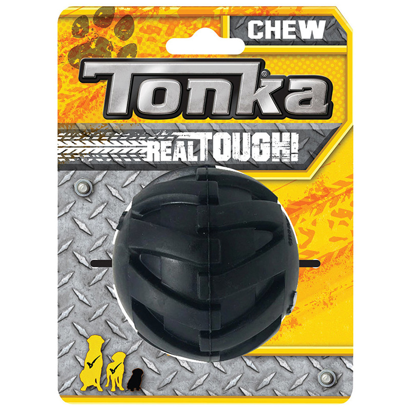 Tonka Mega Tread Ball Dog Toy I020759