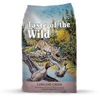 Taste of the Wild Lowland Creek Feline Recipe with Roasted Quail & Roasted Duck I020780b