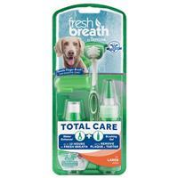 Fresh Breath by TropiClean Total Care Kit for Large Dogs I021372