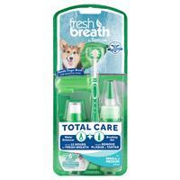 Fresh Breath by TropiClean Total Care Kit for Small & Medium Dogs I021373