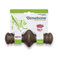 Benebone Zaggler Bacon Flavored Dog Chew Toy I021467