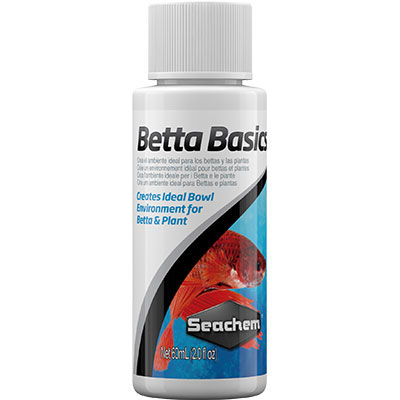 Seachem Betta Basics™ 2 Oz.  Z00011604240
