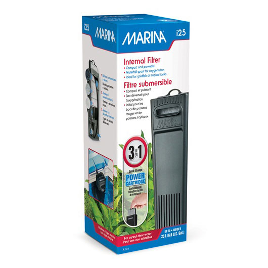 Marina® I25 Internal Filter Z01556110131