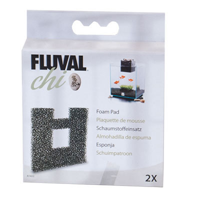 Fluval® Chi Replacement Foam Pad 2-pack Z01556111422