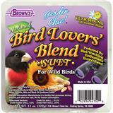 Brown's® Bird Lover's Blend® Suet Cakes 11 Oz.  Z01822200513
