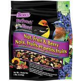 Brown's® Bird Lover's Blend® Nut, Fruit, & Berry Wild Bird Food 5 lb. Z04293440869