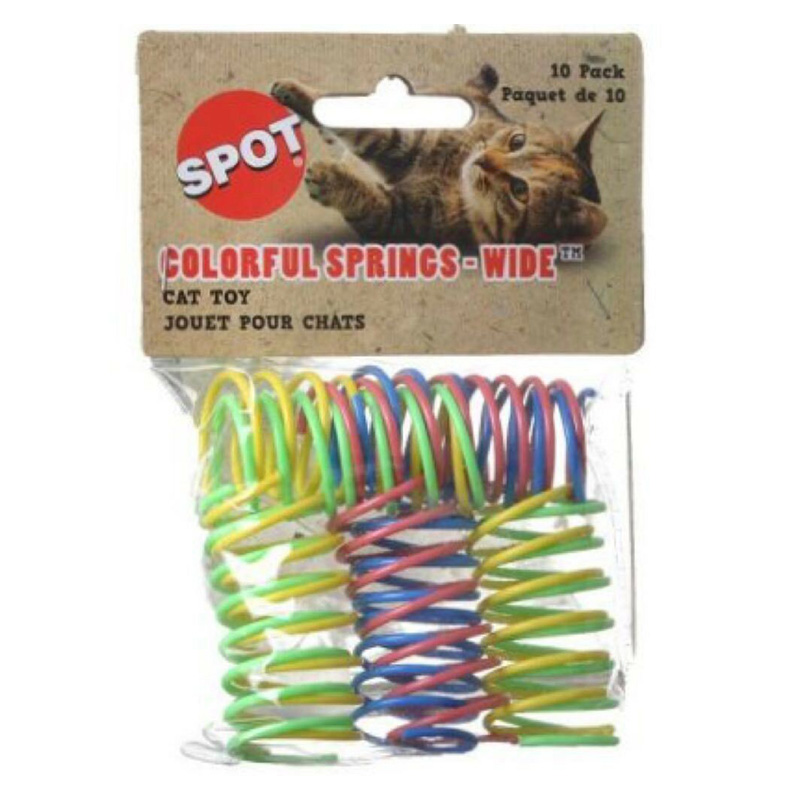 Spot Wide Springs 10 Pack Z07723402515