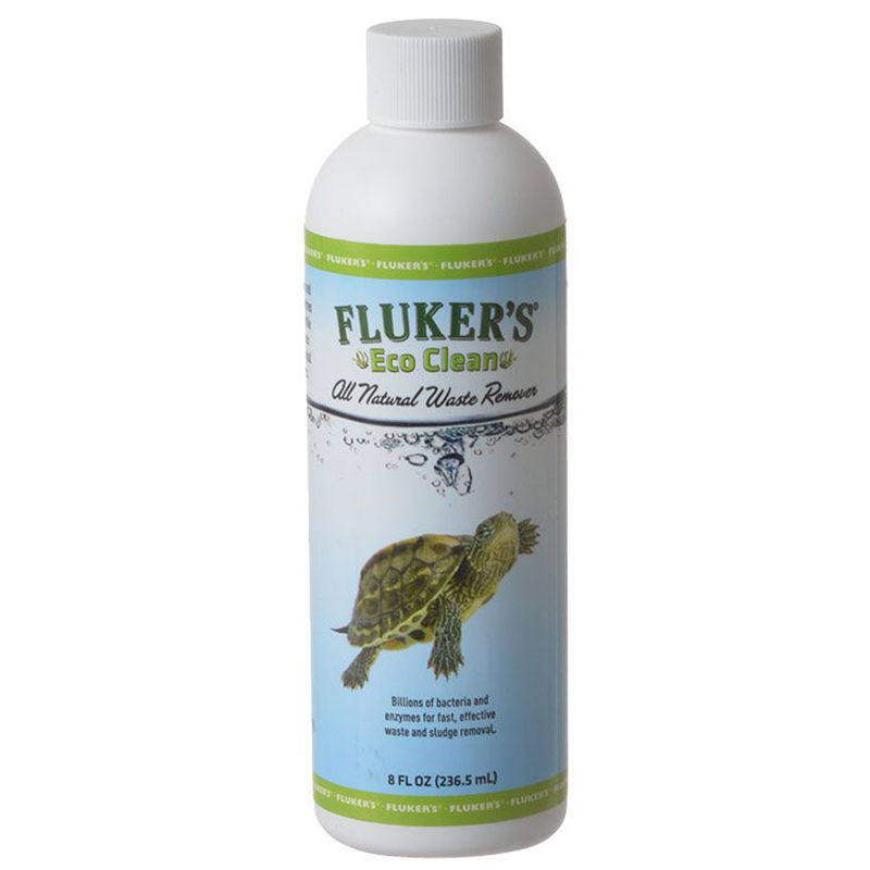 Fluker's Eco Clean Waste Remover 8 oz. Z09119743000