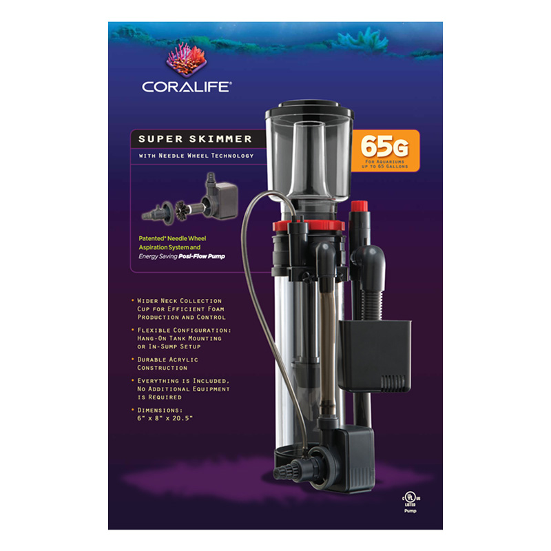 Coralife®Super Skimmer 65 Gallon Z09631633000