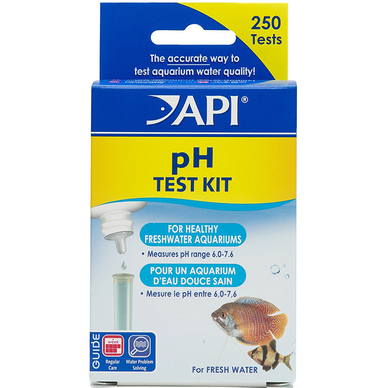 API Mini pH TEST KIT for Freshwater Z1716300128