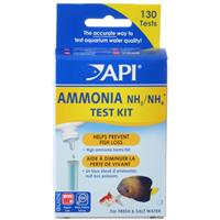 API Ammonia Test Kit (Fresh & Saltwater) 130 ct Z317163000861