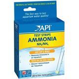 API Ammonia Aquarium Test Strips 25 ct. Z31716304033