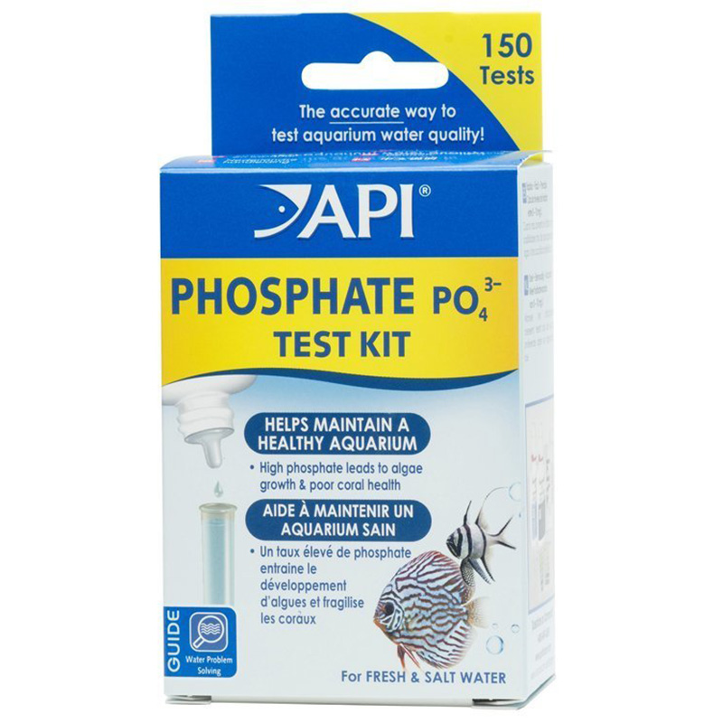 API Phosphate Test Kit 150ct Z31716312063