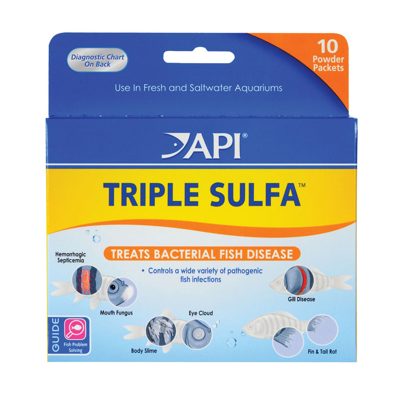 API® Triple Sulfa™ Powder 10 ct. Z317163160503