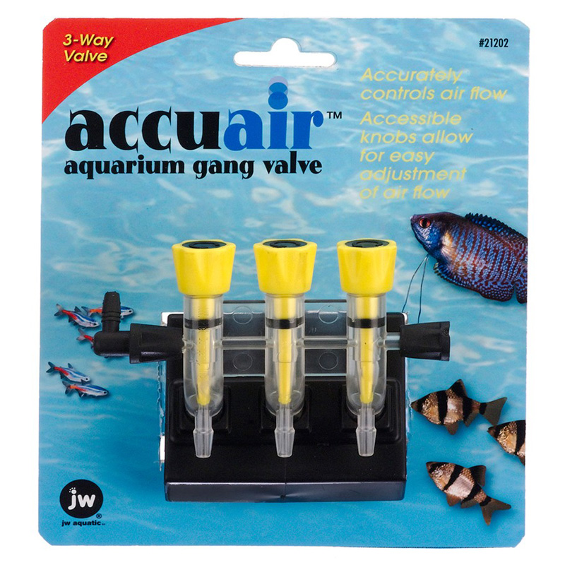 AccuAir 3 Way Gang Valve Z61894021202