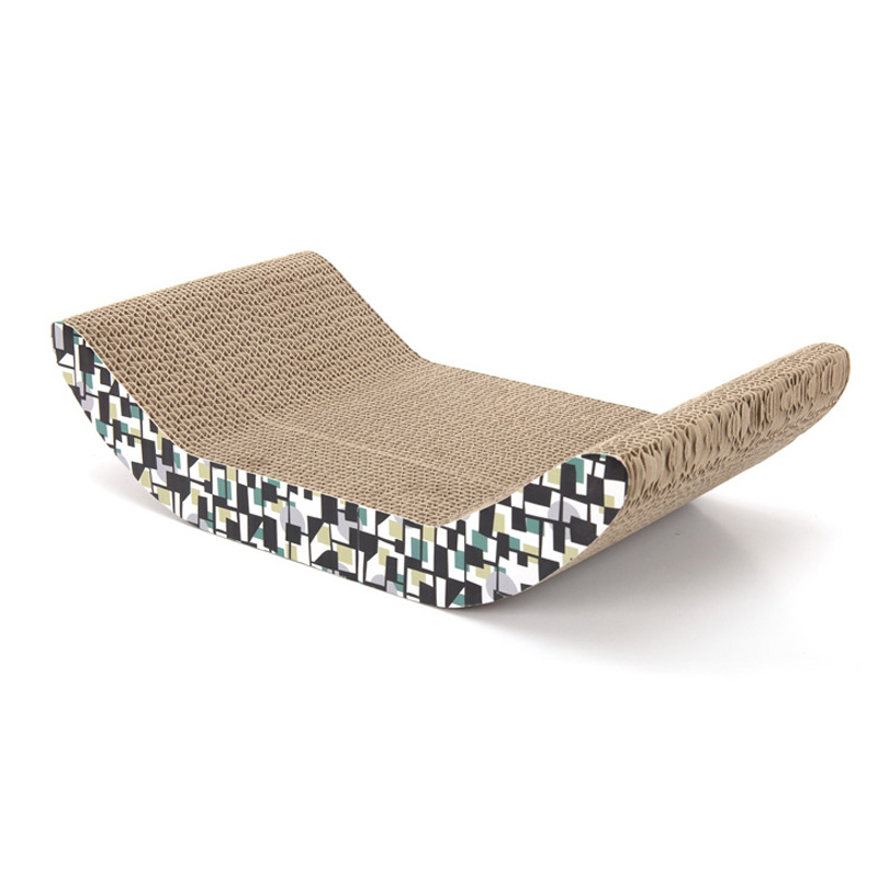 Ware Scratch 'n Lounger Corrugated Z79161112008
