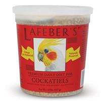 Daily Diet Cockatiel Pellets 1.25lbs. Z04105481540