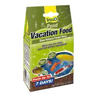 Tetra Pond Vacation Food Slow Release Feeder Block 3.45 oz. 31189