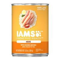 IAMS Proactive Health Puppy Pate with Chicken & Rice 80487