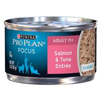 Purina Pro Plan Focus Senior Salmon & Tuna Entree 92200