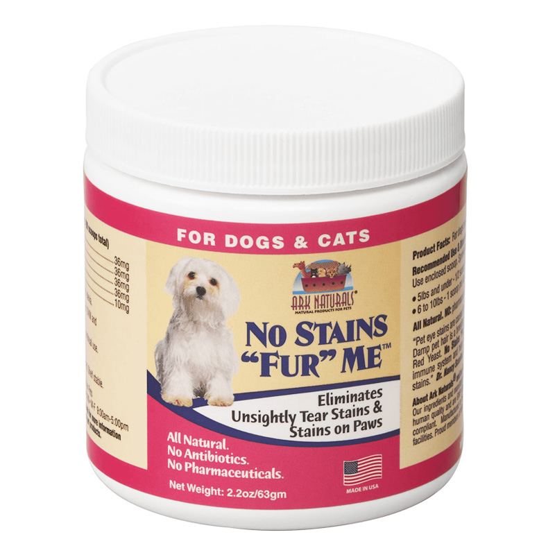 "Ark Naturals® No Stains ""Fur"" Me™, 2.2 oz. I002388"