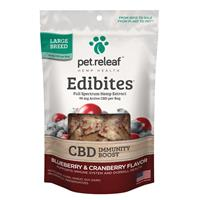 Pet Releaf Edibites Blueberry & Cranberry for Dogs I020729b