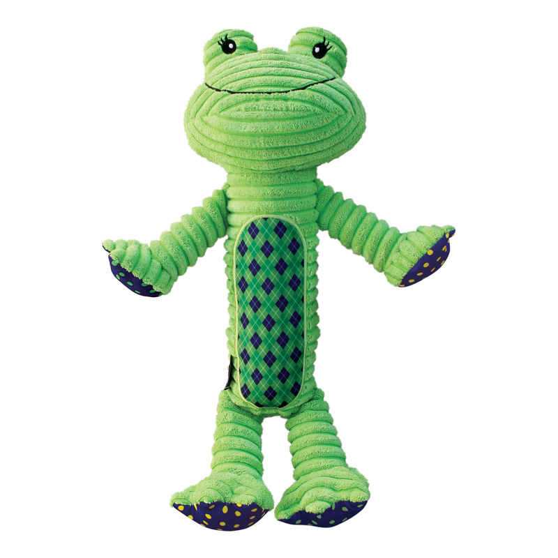 KONG Patches Adorables Frog I021692