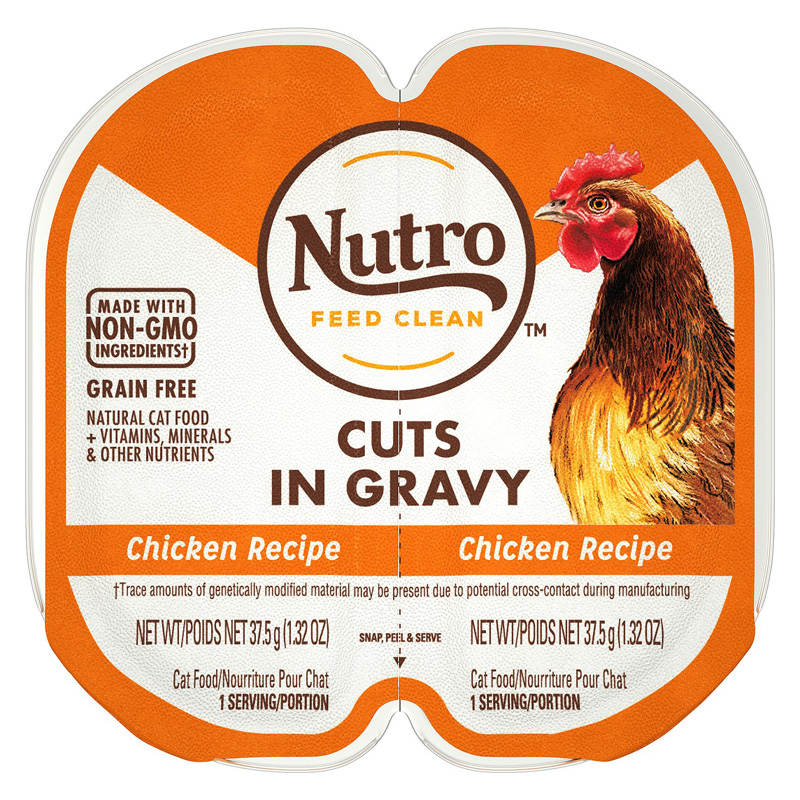 Nutro Perfect Portions  Chicken Cuts in Gravy I021862