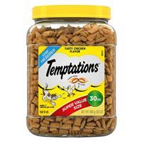 Temptations Classic Treats for Cats Tasty Chicken 30 oz. I021893
