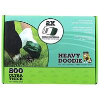 Heavy Doodie Ultra Thick Pet Waste Bags 200 ct. I022083