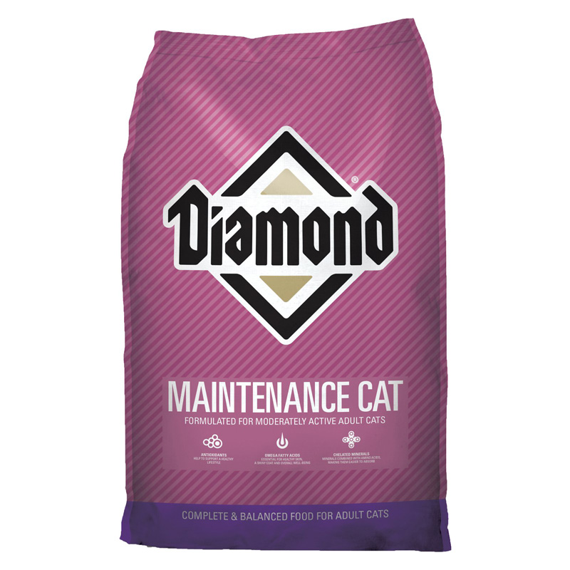 Diamond Maintenance Formula Adult Dry Cat Food 20 Lbs. I022085