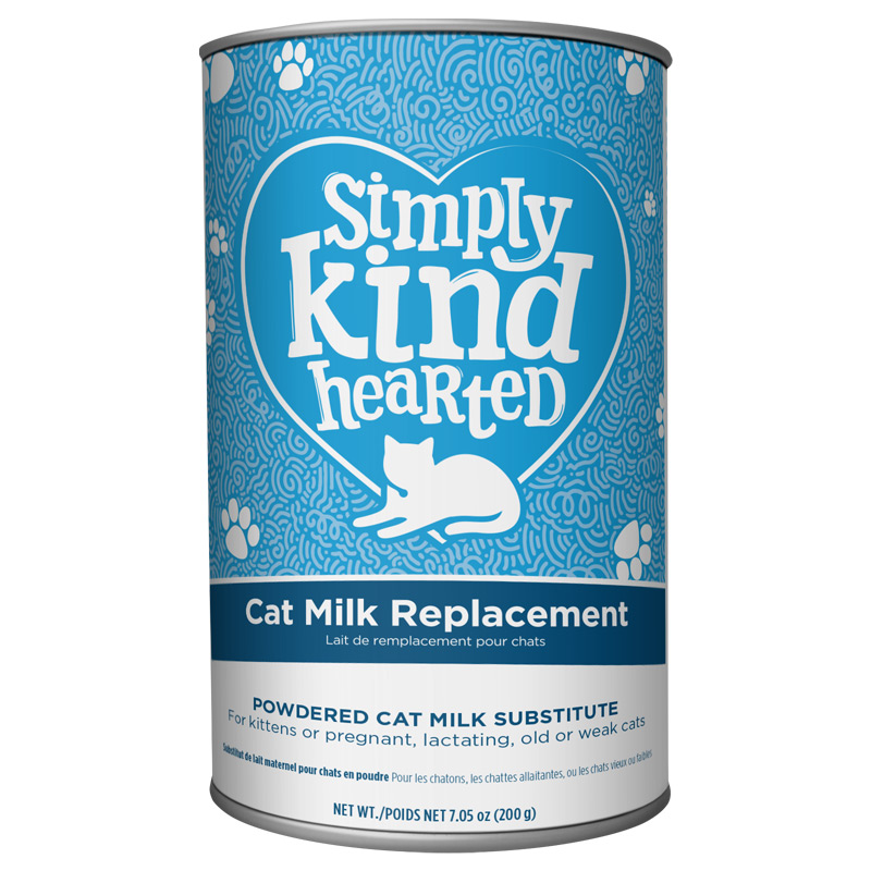 Simply Kind Hearted Cat Milk Replacement 7.05 oz. I022112