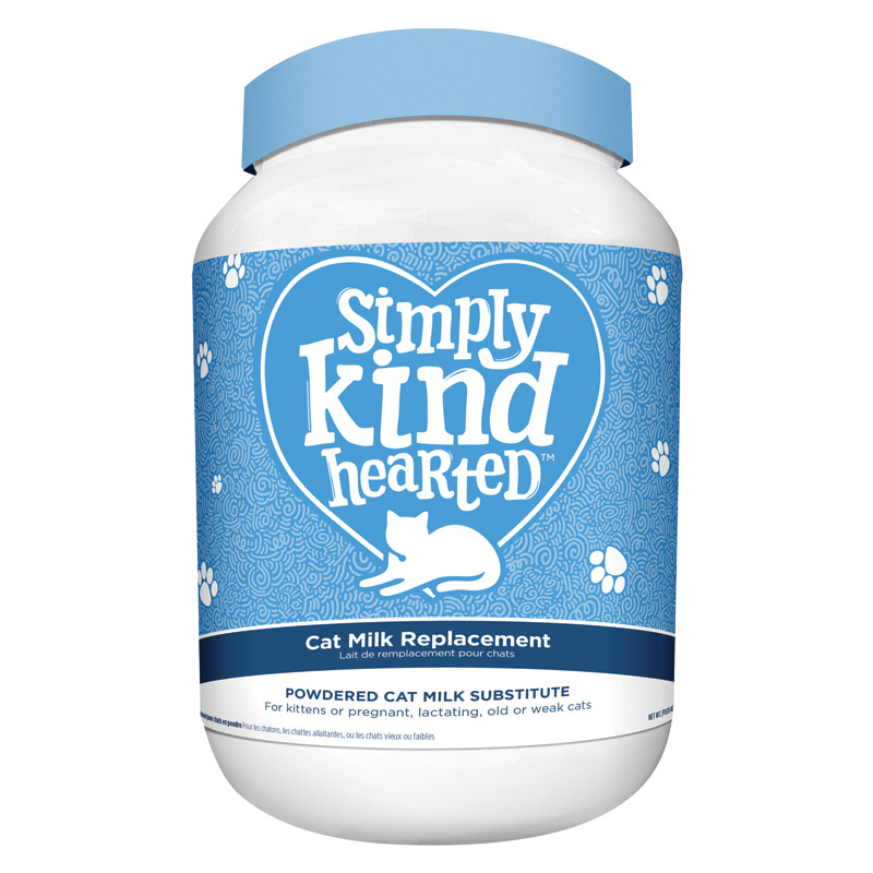 Simply Kind Hearted Cat Milk Replacement Powdered 70.5 oz. I022113