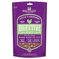 Stella & Chewy's Stella's Solution Digestive Boost Cage-Free hicken Dinner Mixers for Cats 7.5 oz. I022579