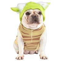 Fetch for Pets Star Wars Yoda Hooded Costume for Dogs I022919b