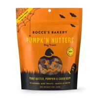 Bocce's Bakery Pumpk'n Nutters Dog Treats 5 oz. I023038