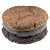 DMC Cozy Pet Reversible Round Assorted Pet Bed 40 in. I023243