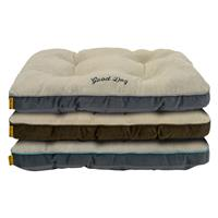 DMC Good Dog Premium Tufted Gusset Assorted Pet Bed 30x40 in. I023244