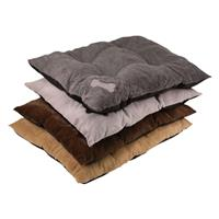 DMC Cozy Pet Tufted Kennel Bed Assorted 36x27 in. I023258
