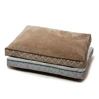 "Carpenter Co. ""Flynn"" Gusseted Pet Bed 30"" X 40"" X 4"" I023285"