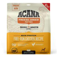 Acana Freeze-Dried Patties High Protein Free-Run Chicken Recipe for Dogs 14 oz.14oz Acana FD Chicken Patties I023679