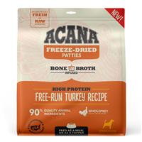 Acana Freeze-Dried Patties High Protein Free-Run Turkey Recipe for Dogs 14 oz. I023681