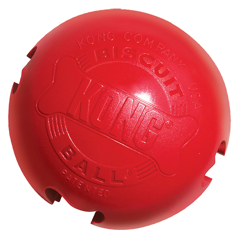 KONG Biscuit Ball Large 4 in
