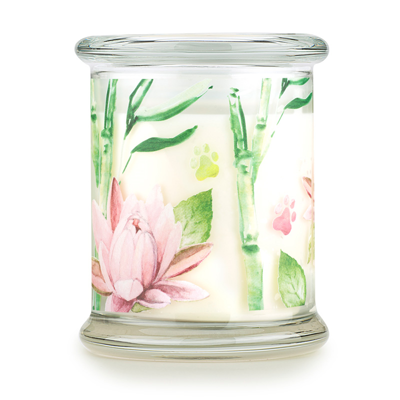 Pet House Candle Bamboo Watermint