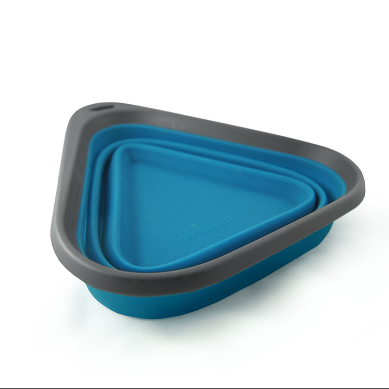 Kurgo Mash N Stash Collapsible Small Dog Bowl 24 oz